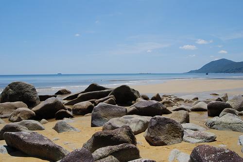 Nét đẹp Biển Thiên Cầm