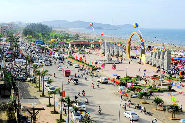 Cơ hội mới cho thị xã biển Cửa Lò