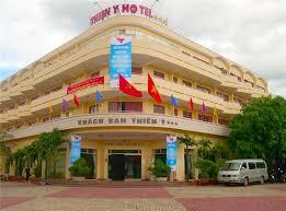 Khách sạn Thiên ý là khách sạn 3 sao đầu tiên và duy nhất của Hà Tĩnh