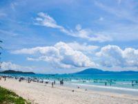 Vẻ đẹp của biển Thiên Cầm